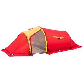 Helsport Lofoten X-Trem 3 Camp Tent red/yellow